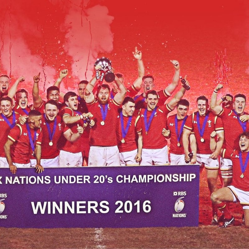 Wales U20 Six Nations tickets now on sale