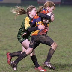 Bala Girls U13 v Nant Conwy Girls U13 by Trevor Edwards