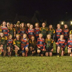 Bala Girls U16 v Nant Conwy Girls U16 by Trevor Edwards