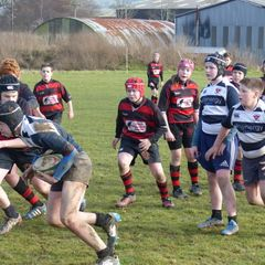 Welshpool U13 v Mold U13 by Gary Williams