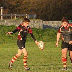 RGC South U15 v Merthyr Schools by Gareth Jones