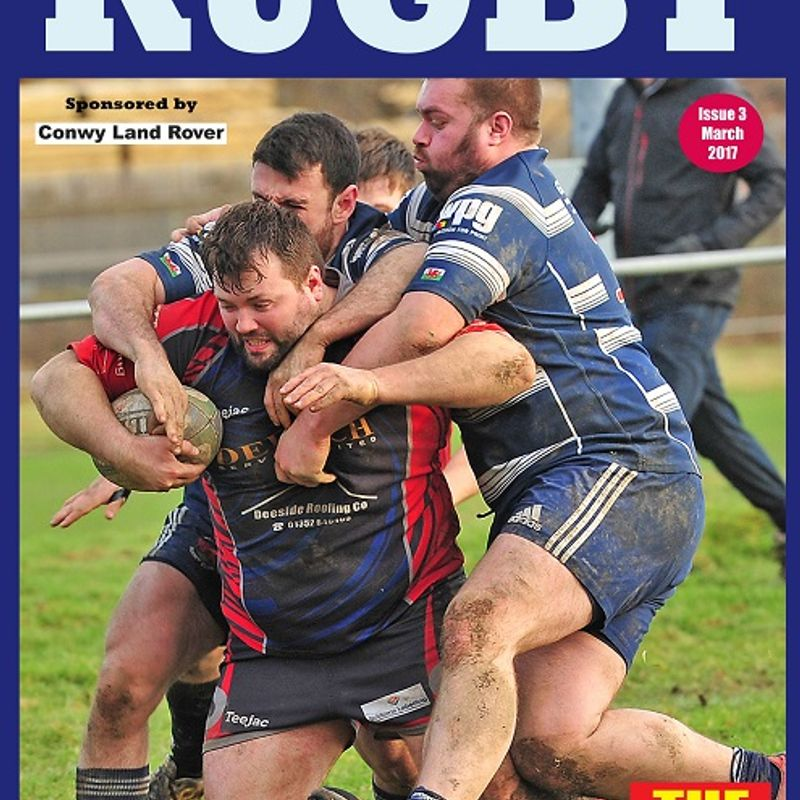 North/Mid Wales Rugby magazine is out now - free and online