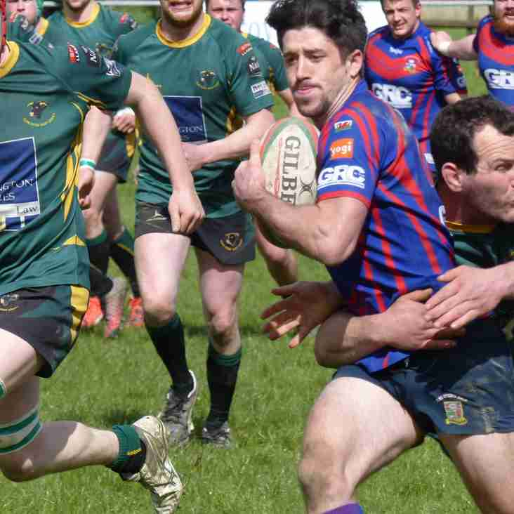 Results and updated league tables for Saturday, 15th April