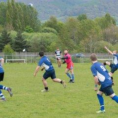 Welshpool Youth v Dolgellau Youth by Ian Francis