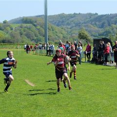 COBRA U13 v Welshpool U13 by Martin Evans