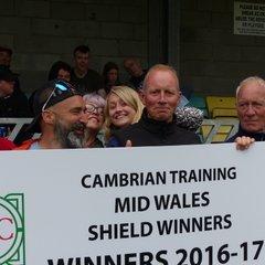 COBRA v Welshpool Mid Wales Shield Final by Gary Williams