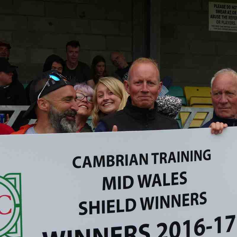 Welshpool v COBRA Mid Wales Shield Final by Gary Williams