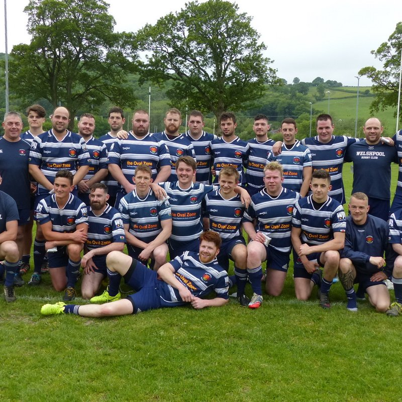 1st XV lose to Dinbych 79 - 0