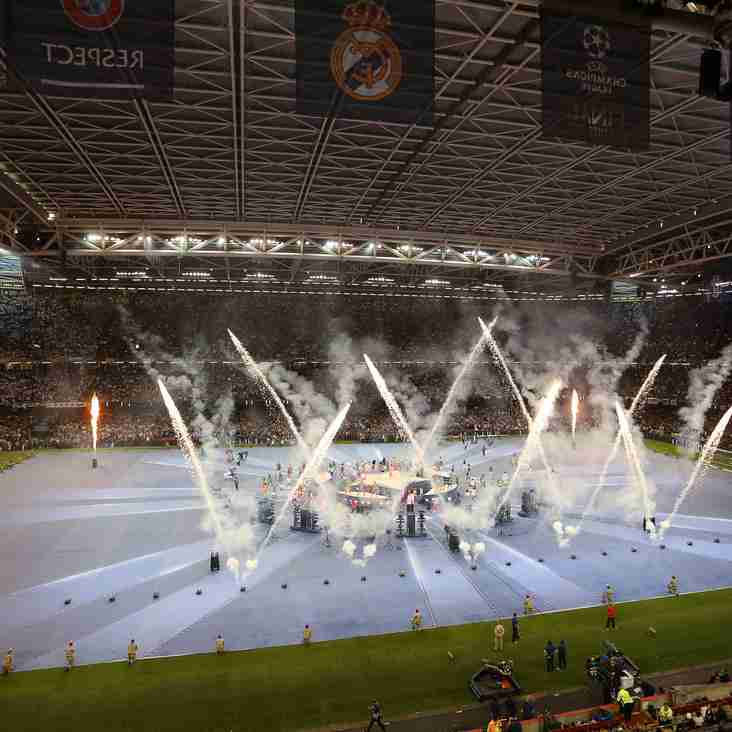 Stadium delivers record sporting legacy for Wales