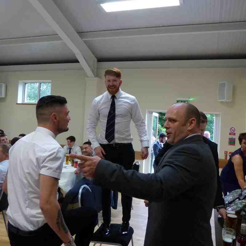 Welshpool RFC Awards 2017 by Gary Williams