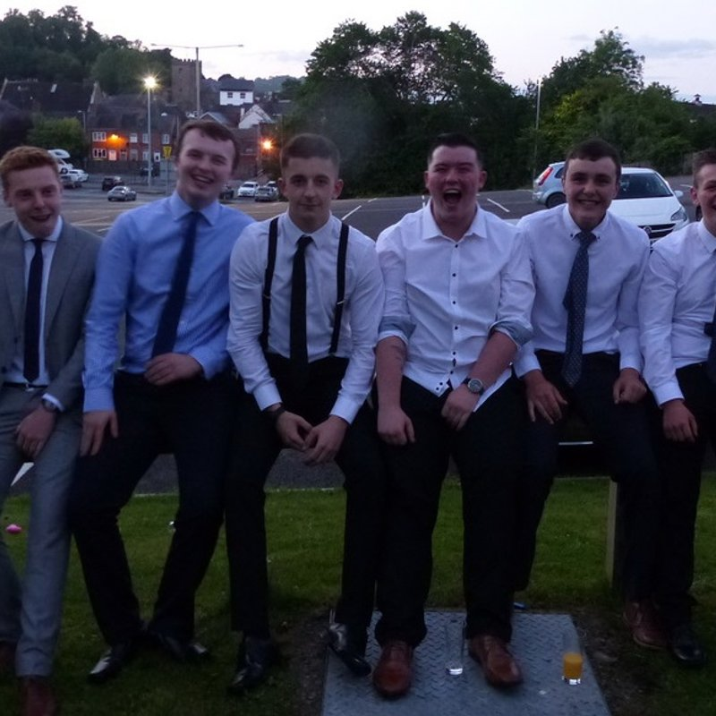 Welshpool RFC Awards 2017 by Gary Williams