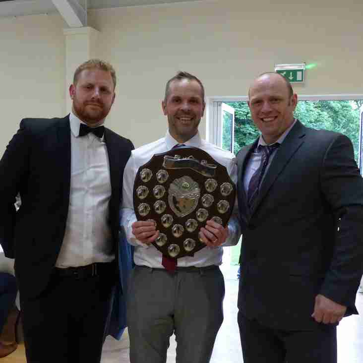 Welshpool RFC Award Winners 2016-17