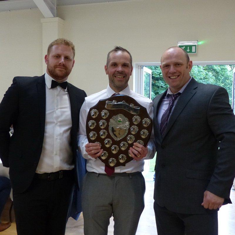 Welshpool RFC Award Winners 2016-17