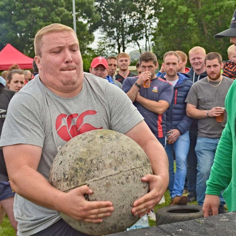 Who's the strongest man in Bala???