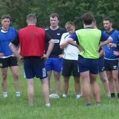 Men's training session 3rd August 2017