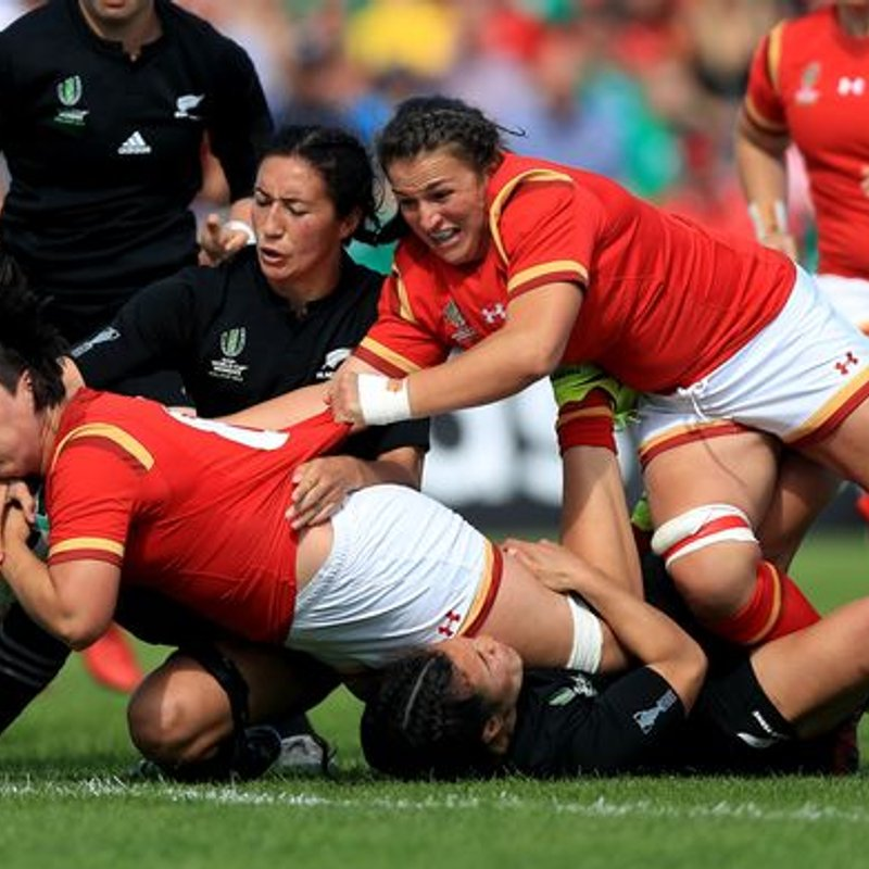 First start for teenager George against Hong Kong - Wales Women announce team to play Hong Kong