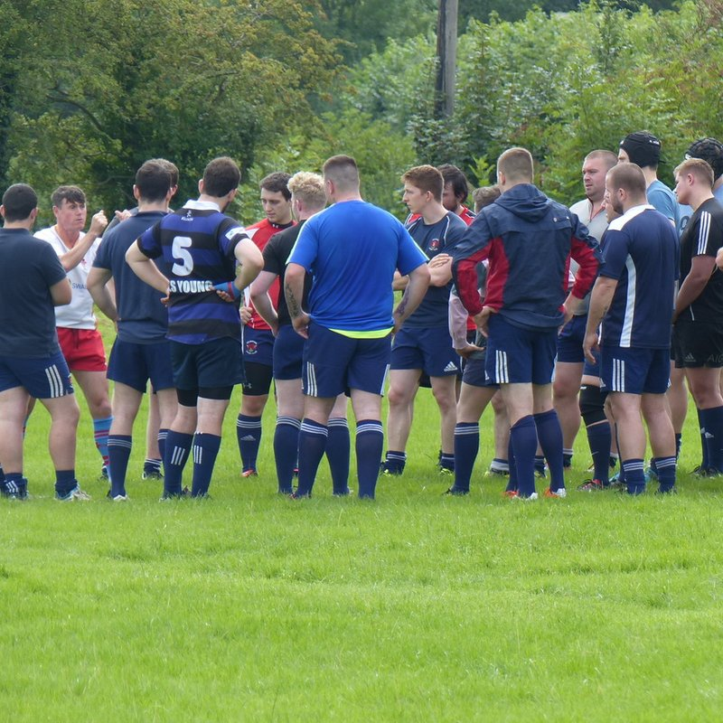 Welshpool 1sts 17-29 Telford 1sts