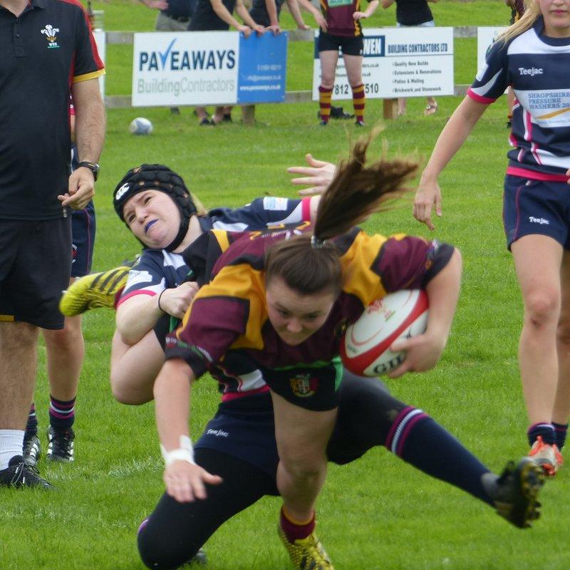 COBRA Women 24-0 Welshpool Women