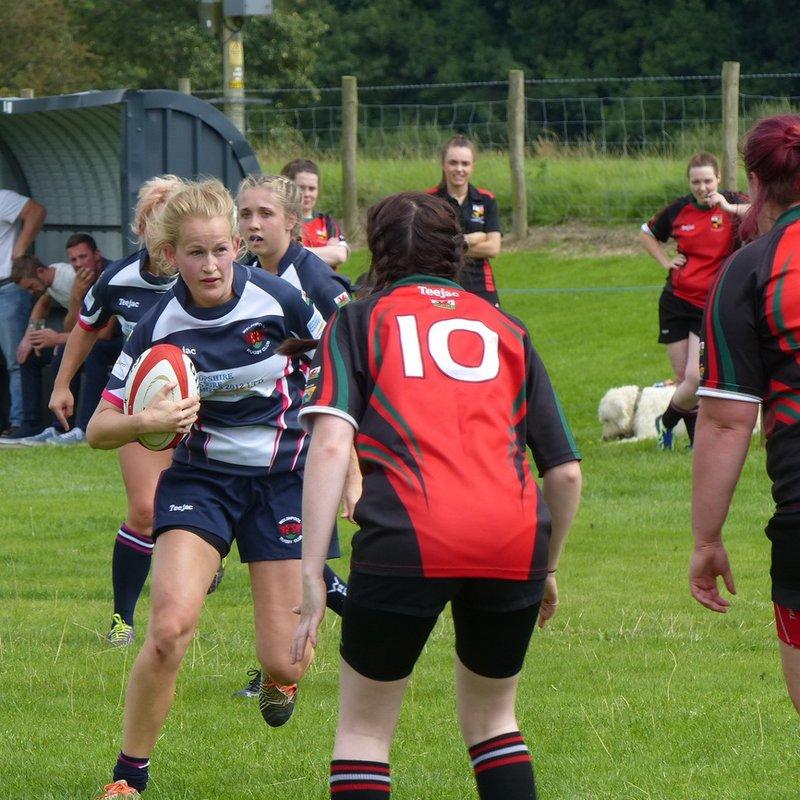 Welshpool Women 10-5 Llangollen Women