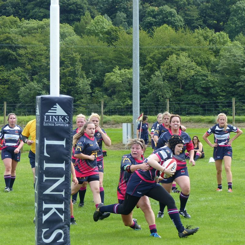Welshpool Women 14-0 Shotton Steel Women