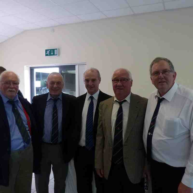 Welshpool RFC 50th Anniversary Dinner by Gary Williams