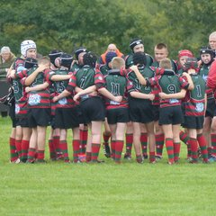 Under 13 Festival - Welshpool, COBRA and Wrexham by Gary Williams