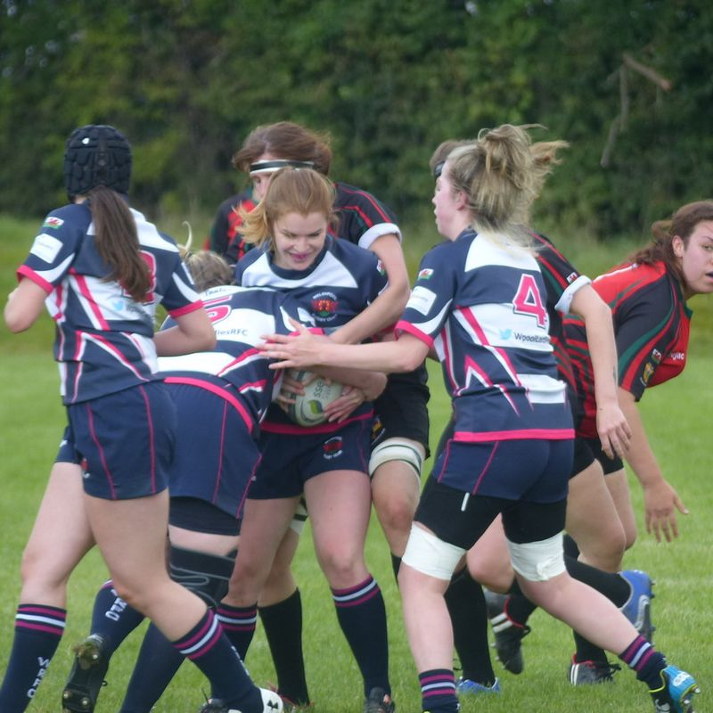 Welshpool Women 7-12 Llangollen Women