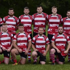 Rhyl 2nds v Bala 2nds by Paul Brookes