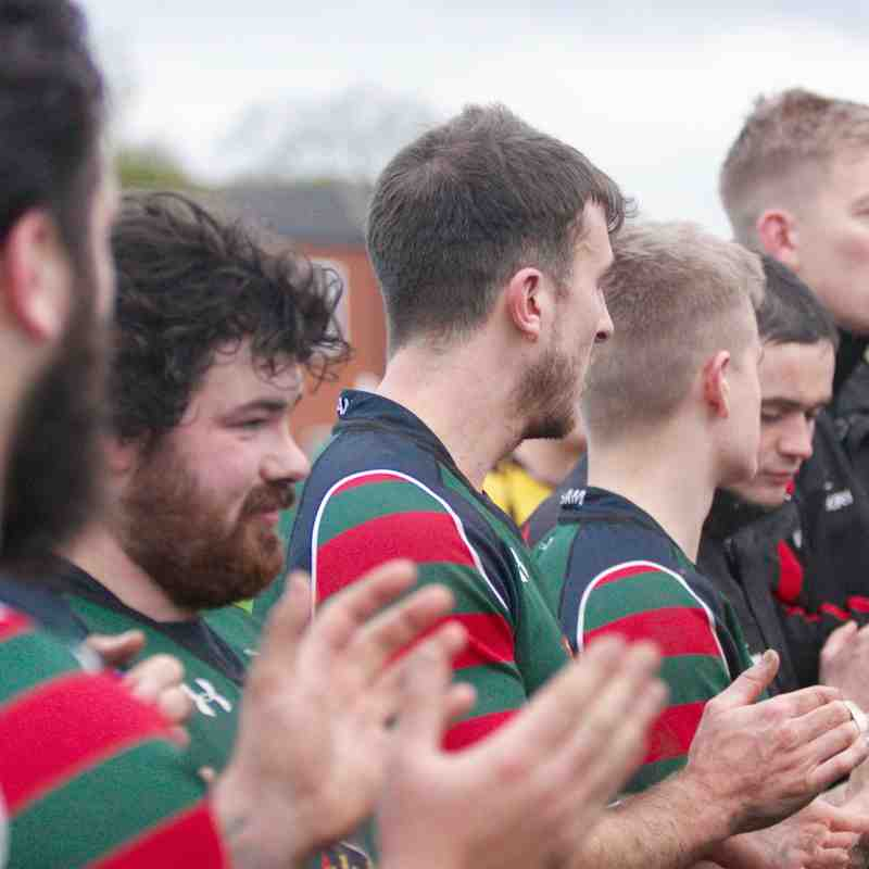 Wrexham v Llanidloes by Dave Reade