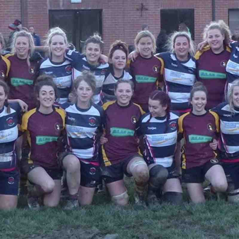 COBRA Ladies v Welshpool Ladies by Gary Williams