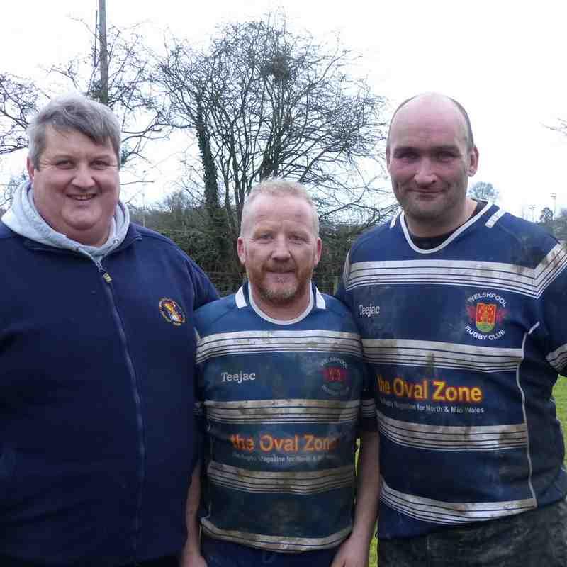 Welshpool/COBRA Veterans v Mold 3rds by Gary Williams