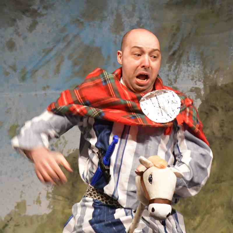 Bala RFC Pantomime by Trevor Edwards
