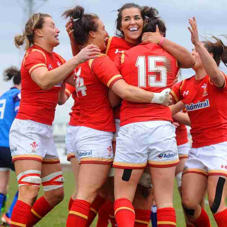 Wales name 10 uncapped players in Women's Six Nations squad