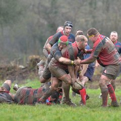Bala 2nds v Mold 3rds by Trevor Edwards
