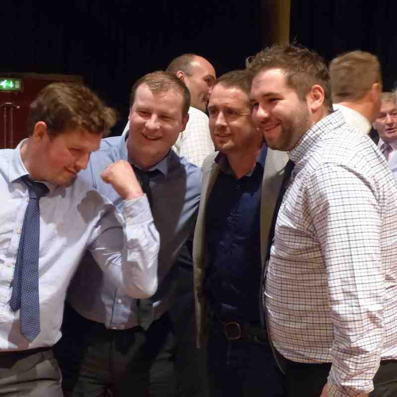 COBRA Dinner with Shane Williams by Gary Williams