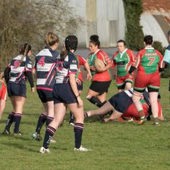Welshpool Ladies v Pwllheli Ladies by Ian Francis