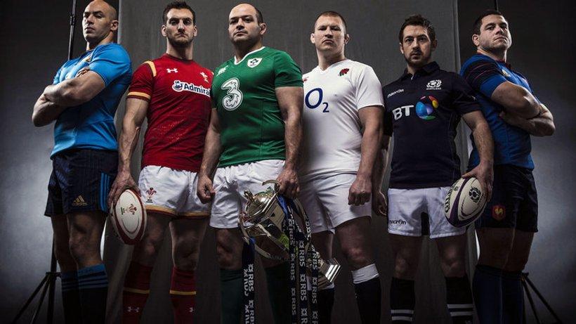 Výsledek obrázku pro rugby 6 nations 2019