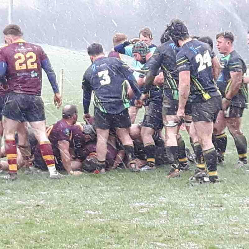 Llanidloes v COBRA by Terry Williams