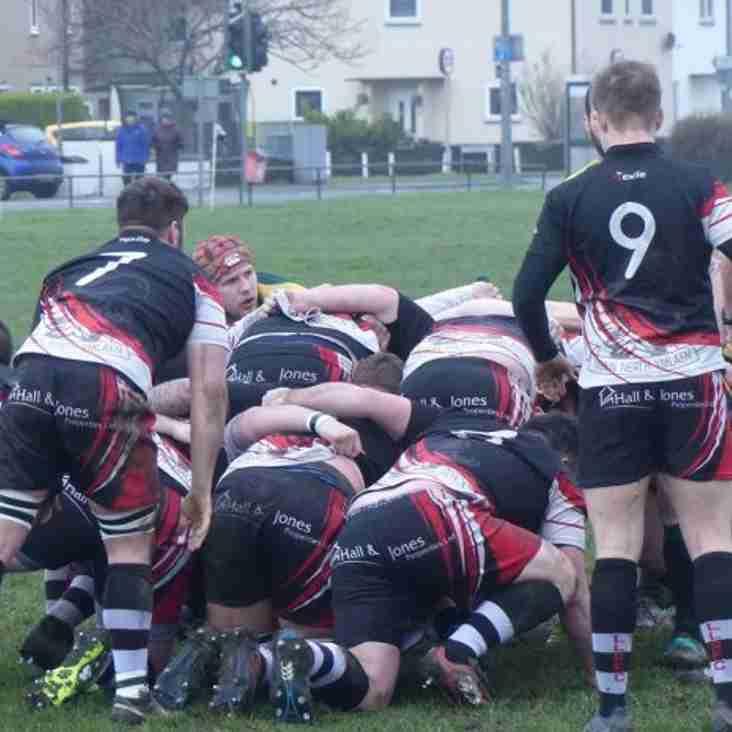 Caernarfon 18 v Llandudno 29 - the Llandudno match report