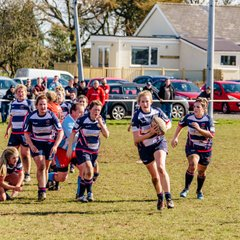 Holyhead Ladies v Welshpool Ladies by Toby H