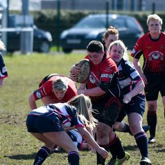 Holyhead Ladies v Welshpool Ladies by Phil Hen