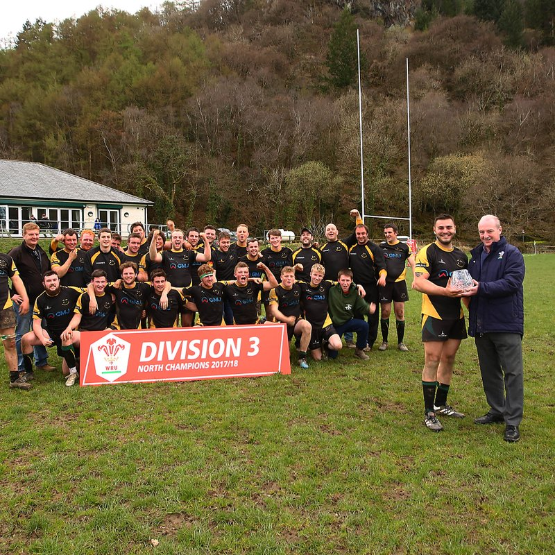North Wales Division Three fixtures for season 2018-19
