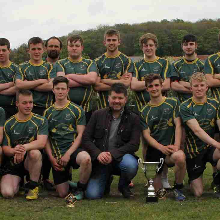 North Wales Youth Competitions - semi final line ups confirmed for Youth, Plate and Bowl.