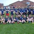 Newtown High School v Ysgol Dyffryn Conwy - RGC U16 Cup Final