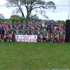 Bala v Pwllheli - North Wales Cup Final - by Gary Williams