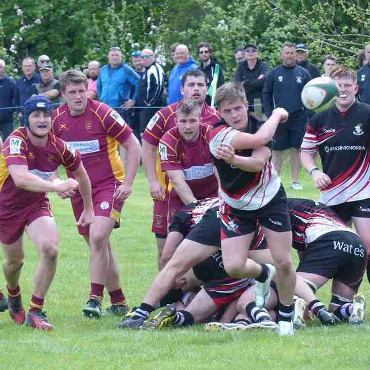 Caernarfon 18 v Llandudno 29 - the Caernarfon match report