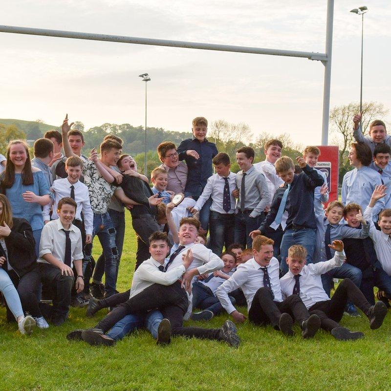 Bala RFC Junior Awards by Trevor Edwards