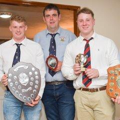 Bala RFC Senior Presentations - pics by Trevor Edwards