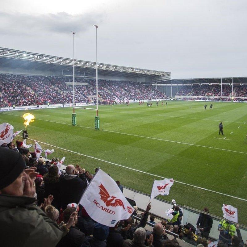 Welsh regions' European opponents revealed