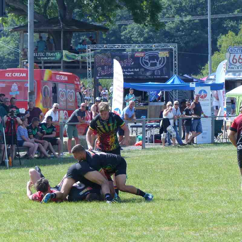 Heart of Wales 7s - various
